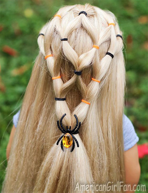 Halloween-Hairstyles-For-Kids-Girls-2019-Hair-Ideas-15