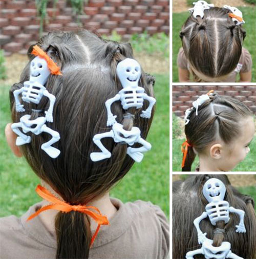Halloween-Hairstyles-For-Kids-Girls-2019-Hair-Ideas-20