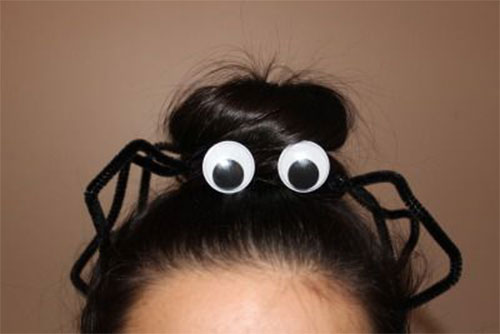 Halloween-Hairstyles-For-Kids-Girls-2019-Hair-Ideas-7