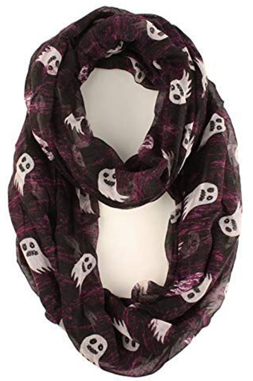 Halloween-Scarves-For-Girls-Women-2019-Halloween-Scarf-Ideas-6