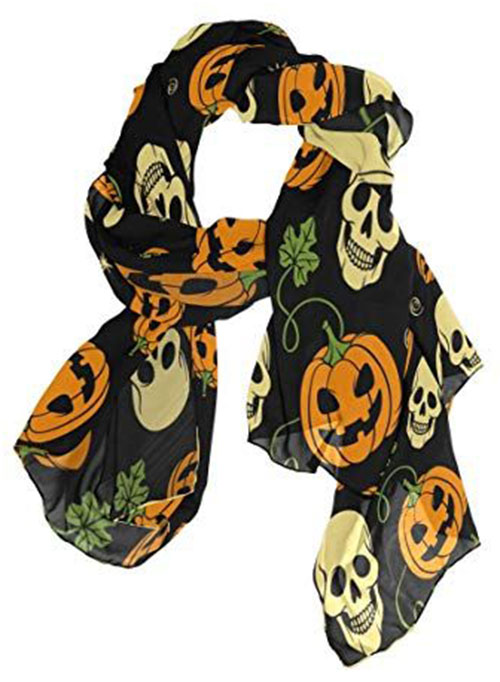 Halloween-Scarves-For-Girls-Women-2019-Halloween-Scarf-Ideas-8
