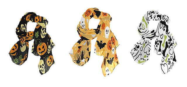Halloween-Scarves-For-Girls-Women-2019-Halloween-Scarf-Ideas-F