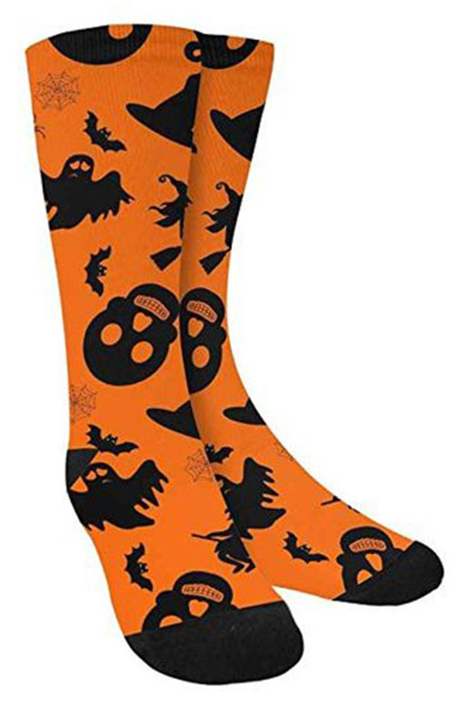 Halloween-Socks-For-Girls-Women-2019-6