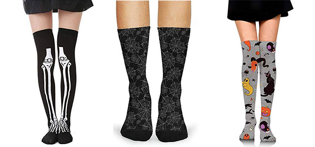 Halloween-Socks-For-Girls-Women-2019-F