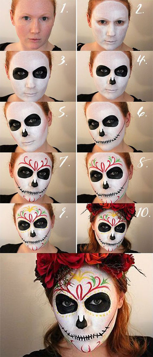 Step-By-Step-Halloween-Makeup-Tutorials-For-Beginners-2019-12