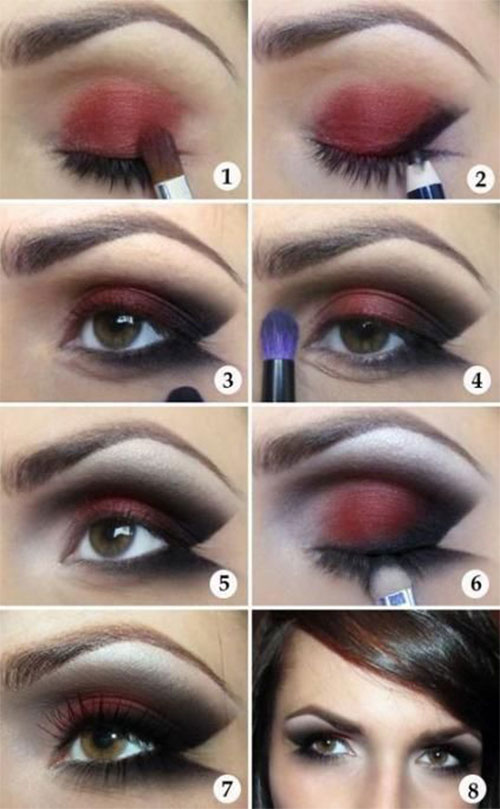 Step-By-Step-Halloween-Makeup-Tutorials-For-Beginners-2019-13