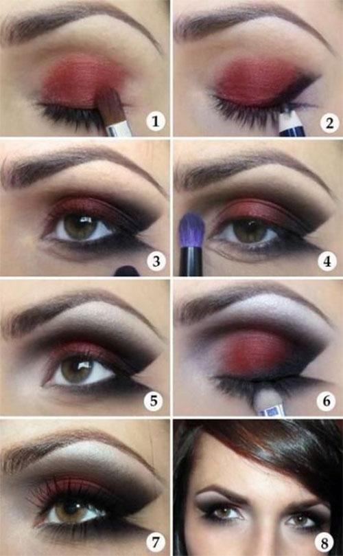 Step-By-Step-Halloween-Makeup-Tutorials-For-Beginners-2019-13