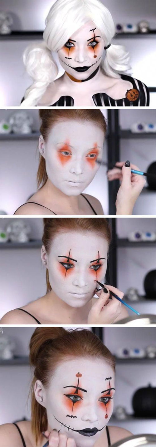 Step-By-Step-Halloween-Makeup-Tutorials-For-Beginners-2019-15