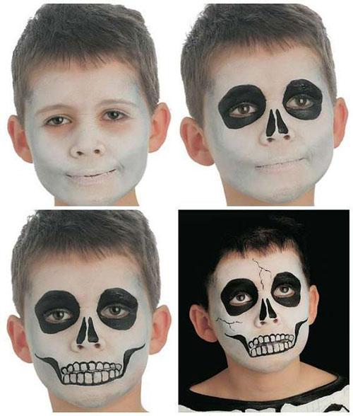 Step-By-Step-Halloween-Makeup-Tutorials-For-Beginners-2019-6