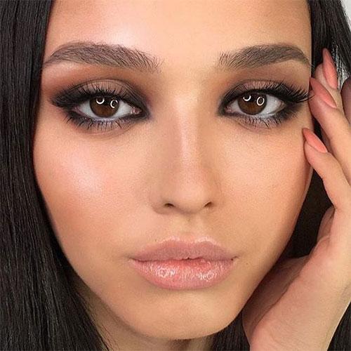 Autumn-Makeup-Looks-Trends-Ideas-For-Girls-Women-2019-2