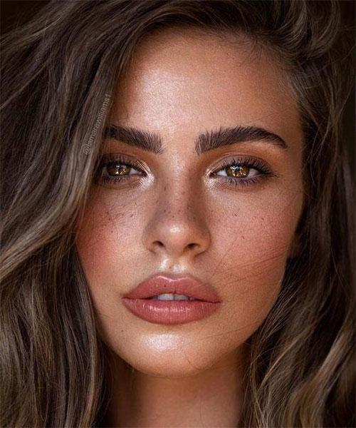 Autumn-Makeup-Looks-Trends-Ideas-For-Girls-Women-2019-8