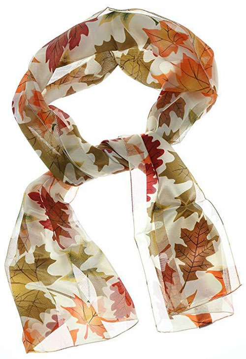 Best-Autumn-Leaves-Scarves-Women-2019-Scarf-Collection-8
