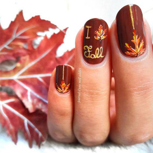 Best-Autumn-Nails-Art-Designs-Ideas-2019-20
