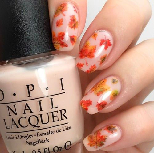 Best-Autumn-Nails-Art-Designs-Ideas-2019-5