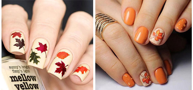 Best-Autumn-Nails-Art-Designs-Ideas-2019-F