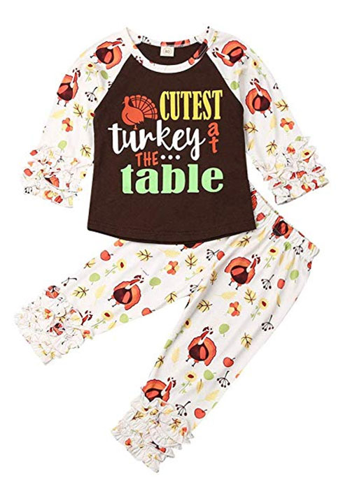 Cute-Happy-Thanksgiving-Outfit-For-Kids-Girls-2019-15