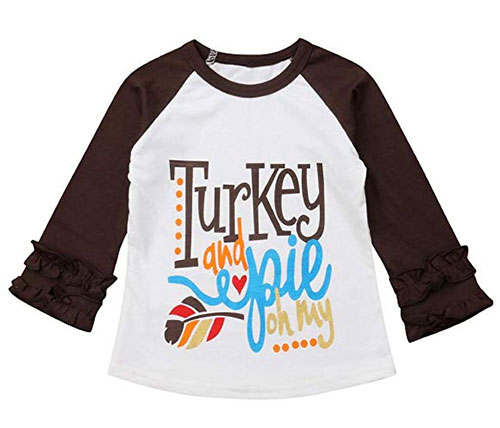 Cute-Happy-Thanksgiving-Outfit-For-Kids-Girls-2019-2