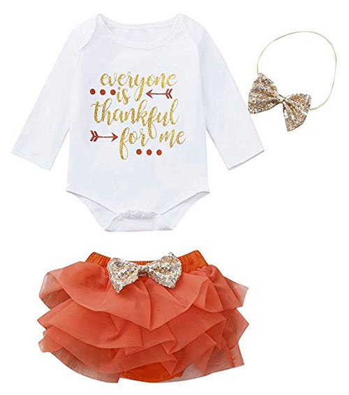 Cute-Happy-Thanksgiving-Outfit-For-Kids-Girls-2019-3