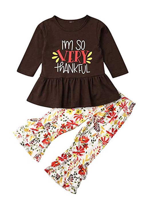 Cute-Happy-Thanksgiving-Outfit-For-Kids-Girls-2019-4