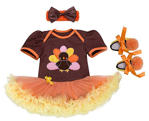 Cute-Happy-Thanksgiving-Outfit-For-Kids-Girls-2019-5
