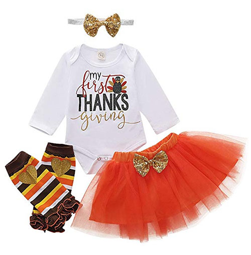 Cute-Happy-Thanksgiving-Outfit-For-Kids-Girls-2019-6