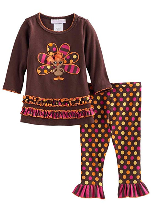 Cute-Happy-Thanksgiving-Outfit-For-Kids-Girls-2019-7