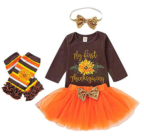 Cute-Happy-Thanksgiving-Outfit-For-Kids-Girls-2019-9