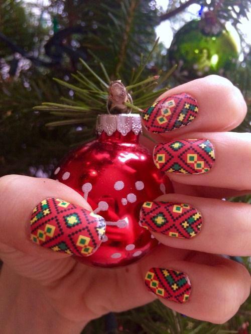 30-Christmas-Nail-Art-Designs-Ideas-2019-Xmas-Nails-12