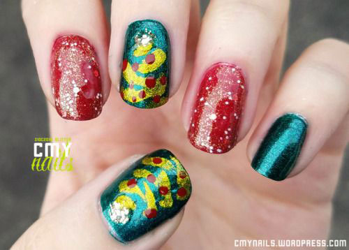 30-Christmas-Nail-Art-Designs-Ideas-2019-Xmas-Nails-13