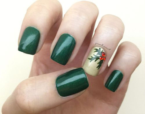 30-Christmas-Nail-Art-Designs-Ideas-2019-Xmas-Nails-14