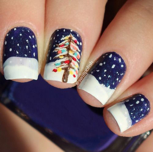 30-Christmas-Nail-Art-Designs-Ideas-2019-Xmas-Nails-19