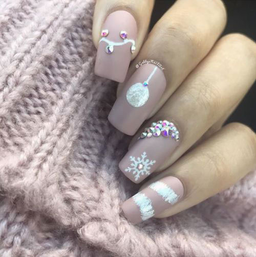 30-Christmas-Nail-Art-Designs-Ideas-2019-Xmas-Nails-22