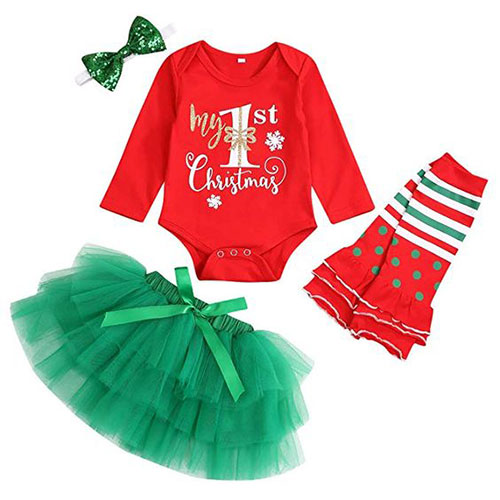 Best-Christmas-Outfits-For-Babies-Kids-Girls-2019-2