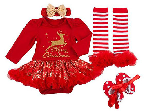 Best-Christmas-Outfits-For-Babies-Kids-Girls-2019-4