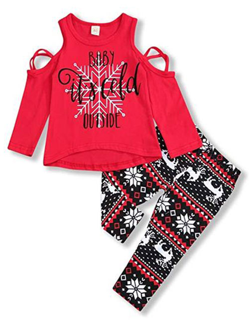 Best-Christmas-Outfits-For-Babies-Kids-Girls-2019-5