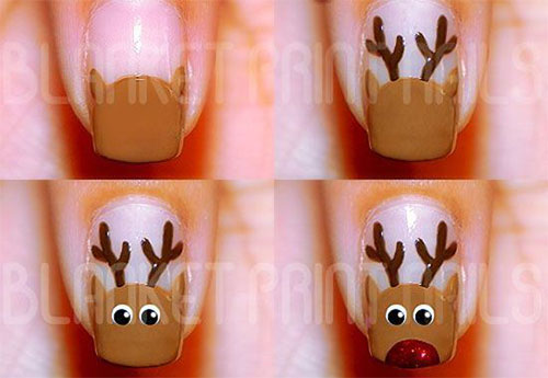 Christmas-Nail-Art-Tutorials-For-Beginners-Learners-2019-12