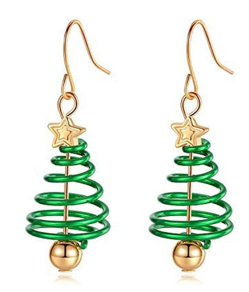 Best-Christmas-Earrings-For-Girls-Women-2019-Xmas-Jewelry-11