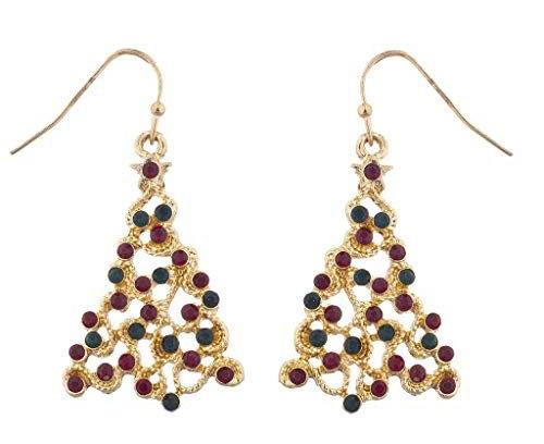 Best-Christmas-Earrings-For-Girls-Women-2019-Xmas-Jewelry-9