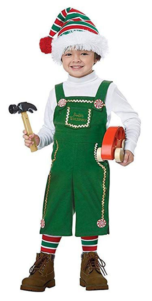 Christmas-Elf-Costumes-Outfits-For-Kids-Adults-2019-2