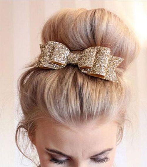 Christmas-Themed-Hairstyle-Ideas-For-Short-Long-Hair-2019-15