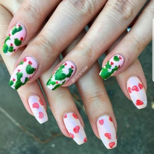 20-Valentine's-Day-Nail-Art-Designs-2020-11
