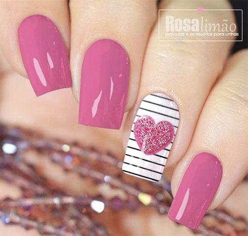 20-Valentine's-Day-Nail-Art-Designs-2020-15