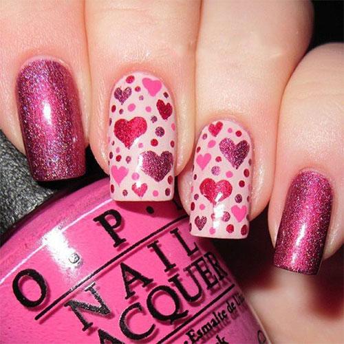 20-Valentine's-Day-Nail-Art-Designs-2020-6