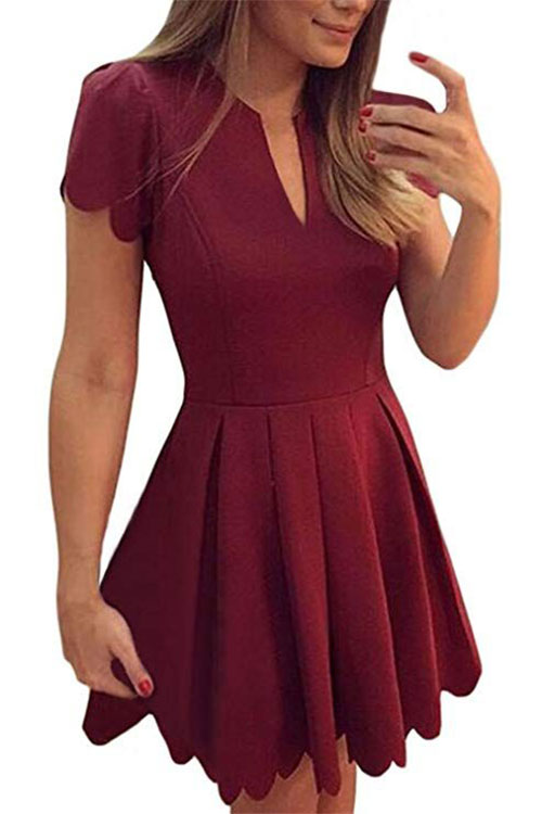 Valentine's-Day-Dresses-Valentine's-Outfits-Clothes-2020-8