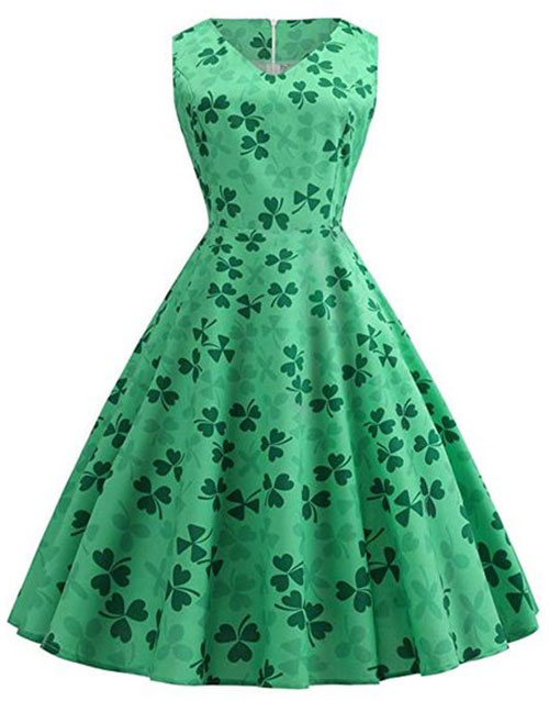 St-Patrick's-Day-Apparels-For-Kids-Girls-Women-2020-13