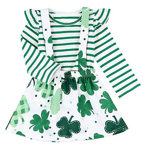 St-Patrick's-Day-Apparels-For-Kids-Girls-Women-2020-3
