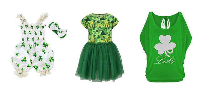 St-Patrick's-Day-Apparels-For-Kids-Girls-Women-2020-F