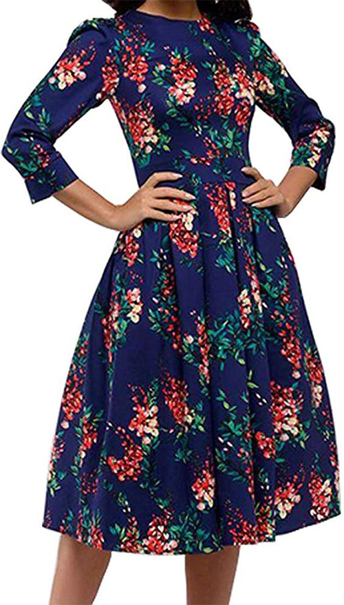 Best-Easter-Dresses-Outfits-For-Girls-Women-2020-6
