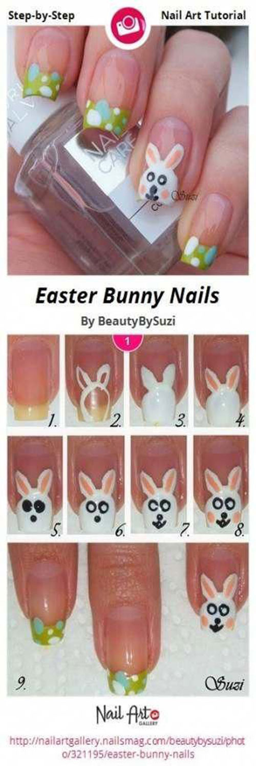 Step-By-Step-Easter- Nail-Art-Tutorials-For-Learners-2020-2