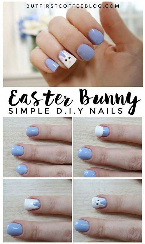 Step-By-Step-Easter- Nail-Art-Tutorials-For-Learners-2020-4